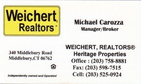 Click to see Weichert Realtors Details