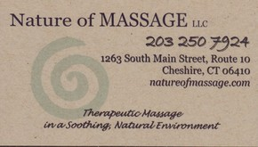Click to see Nature of Massage Llc Details